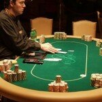 Live casino poker tournament