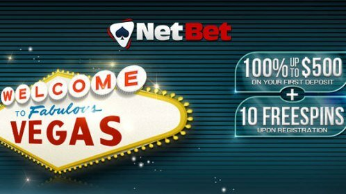 NetBet Casino 100 Free Spins and afterwork Promotion